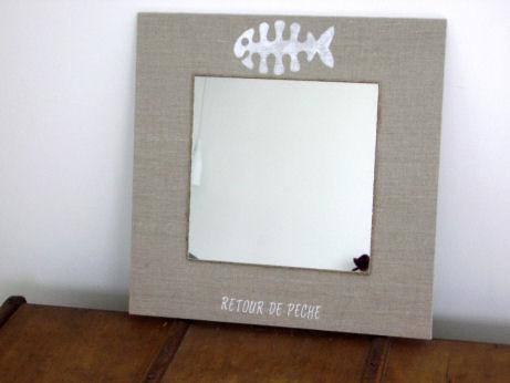 C produits for Miroir 50x50